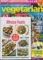 Vegetarian Living Magazine Issue JUL 19
