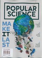 Popular Science Magazine Issue SUMMER