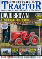 Heritage Tractor Magazine Issue NO 8