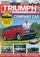 Triumph World - Ceased Magazine Issue AUG-SEP
