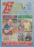 British Homing World Magazine Issue NO 7481