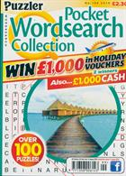 Puzzler Q Pock Wordsearch Magazine Issue NO 199