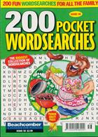 200 Pocket Wordsearches Magazine Issue NO 56