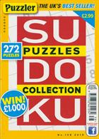 Puzzler Sudoku Puzzle Collection Magazine Issue NO 138