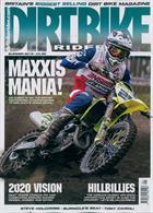 Dirt Bike Rider Magazine Issue SUMMER