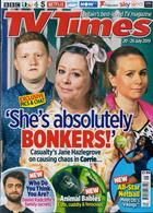 Tv Times England Magazine Issue 20/07/2019