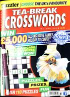 Puzzler Tea Break Crosswords Magazine Issue NO 284