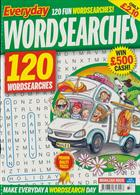 Everyday Wordsearches Magazine Issue NO 137