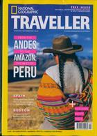 Nat Geo Traveller Uk Magazine Issue SEP 19