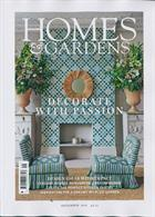 Homes And Gardens Magazine Issue SEP 19