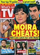 Whats On Tv England Magazine Issue 20/07/2019