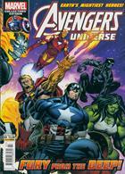 Avengers Universe Magazine Issue NO 3