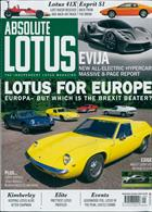 Absolute Lotus Magazine Issue NO 9