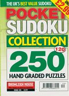 Pocket Sudoku Collection Magazine Issue NO 120