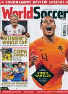 World Soccer Magazine Issue JUL 19
