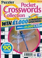 Puzzler Q Pock Crosswords Magazine Issue NO 199