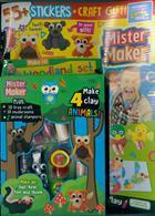 Mister Maker Magazine Issue NO 47