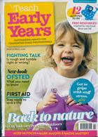 Teach Early Years Magazine Issue VOL9/2