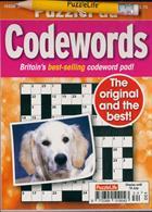 Puzzlelife Ppad Codewords Magazine Issue NO 34