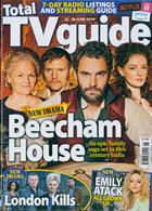 Total Tv Guide England Magazine Issue NO 26