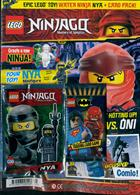 Lego Ninjago Magazine Issue NO 51