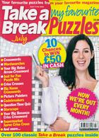 Tab My Favourite Puzzles Magazine Issue JUL 19