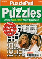 Puzzlelife Ppad Puzzles Magazine Issue NO 33