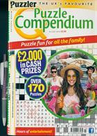 Puzzler Q Puzzler Compendium Magazine Issue NO 323