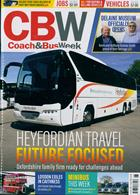 Coach And Bus Week Magazine Issue NO 1398