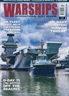 Warship Int Fleet Review Magazine Issue JUL 19