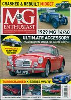 Mg Enthusiast Magazine Issue JUL 19