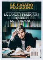Le Figaro Magazine Issue NO 2018