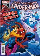 Astonishing Spiderman Magazine Issue NO 35