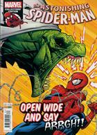 Astonishing Spiderman Magazine Issue NO 34