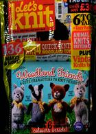 Lets Knit Magazine Issue SEP 19