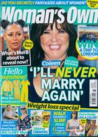 Womans Own Magazine Issue 05/08/2019