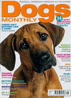 Dogs Monthly Magazine Issue SEP 19