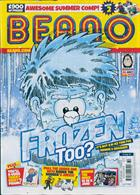 Beano Magazine Issue 10/08/2019
