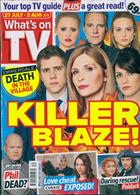 Whats On Tv England Magazine Issue 27/07/2019