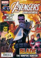 Avengers Universe Magazine Issue NO 4