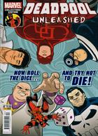 Deadpool Unleashed Magazine Issue NO 4