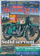 Classic Motorcycle Monthly Magazine Issue SEP 19