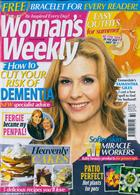 Womans Weekly Magazine Issue 06/08/2019