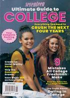 Seventeen Magazine Issue COLLEGE