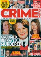Crime Monthly Magazine Issue NO 4