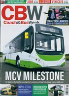 Coach And Bus Week Magazine Issue NO 1399