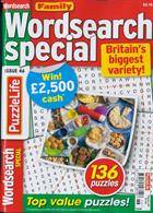 Family Wordsearch Special Magazine Issue NO 46