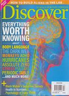 Discover Magazine Issue JUL-AUG