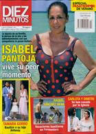 Diez Minutos Magazine Issue NO 3542