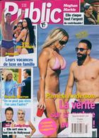 Public French Magazine Issue NO 833